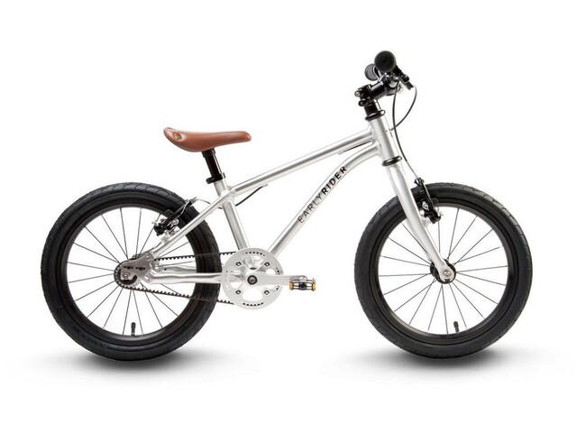 """Early Rider Belter Urban 16"""" Rowerek Dzieci, brushed aluminum"""